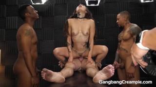 Rough Sex Scene