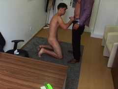 DIRTY SCOUT 208 – gay for pay job interview
