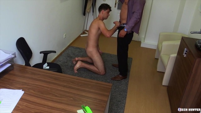 Interview erik weihenmayer gay Dirty scout 208 - gay for pay job interview