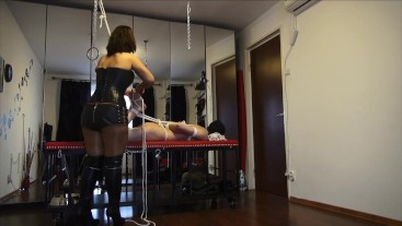 Bondage and tickling, part 2