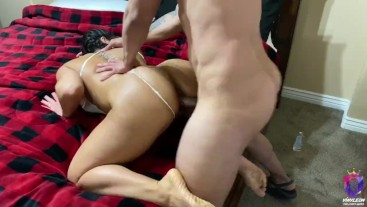 My wife's sister let me fuck her in the ass and my wife doesn't