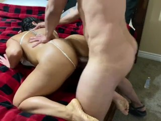 My wife\u2019s sister let me fuck her in the ass and my wife doesn\u2019t