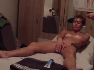 Cheating sex massage again