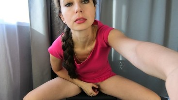 I go to visit and relax a bit, fast masturbation - CatherineRain