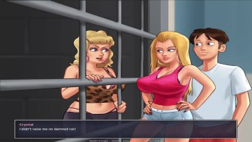 Summer Time Saga (PT 12) - Roxxy mama got arrested