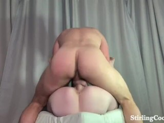 Redhead Teen with Braces Sloppy Deepthroat and Pussy Pounding