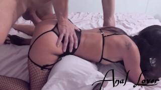 Pulgares porno - Anal Lover 4K Anal Profundo Y Doloroso Grito Cuando Mi Pequeño Culo Es Desflorado