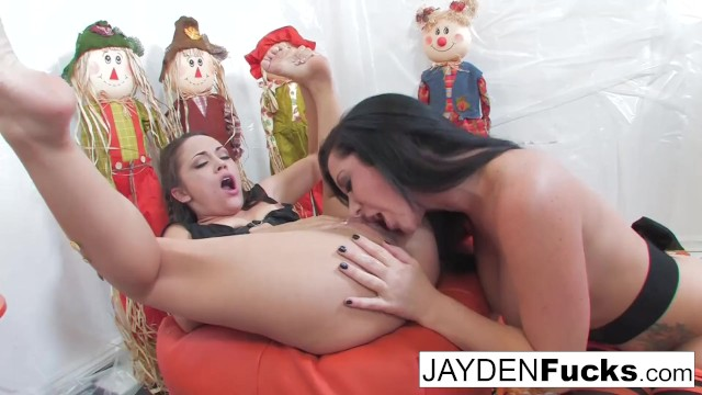 Nude kristina rihanoff Jayden jaymes and kristinas pumpkin fun