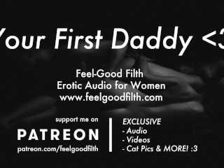 Roleplay Rough Sex With Your New Daddy Dom Erotic Audio for Women