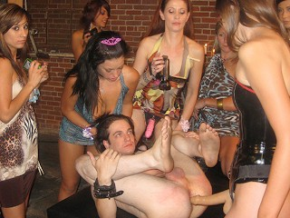 WILD BACHELORETTE PARTY ORGY THESE BITCHES ARE CRAZY ROUGH PEGGING Amber Rain, Amber Rayne