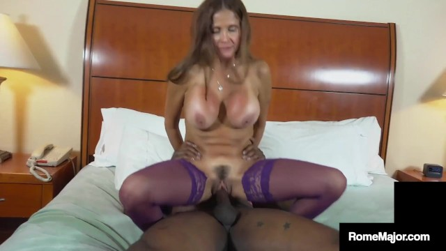Rome nudes - Hot wife rio blaze dark dicked by hotel bell hop rome major