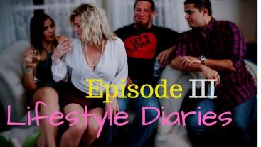 "Lunch Fuck! ✨ Episode III ""Lifestyle Diaries"" Swinger-Blog.XxX"