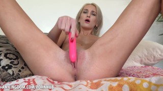 Hot and Wet Masturbation Tallie Lorain