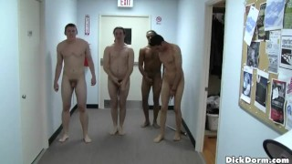 RealityDudes - College boys having orgy party in the dorm-room