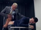 Lukas Daken take the massive Cock of Maikel Cash