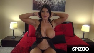 Hot Tattooed MILF Romi Rain gets her Face and Pussy Fucked – PornGoesPRO