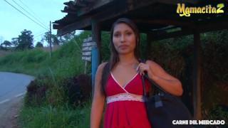MamacitaZ - Puta Colombiana viene raccolta e scopata bene in hotel