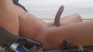 Fkk strand am erektion Erektion am