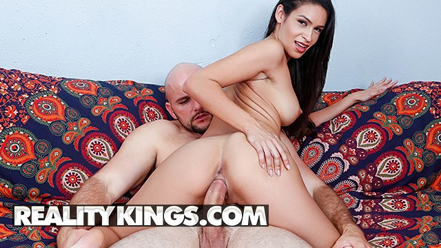 Big ass riding dick - Reality kings - bubble butt latina katana komba rides cock