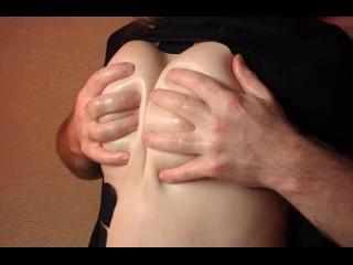 schoolgirls oiled natural tits