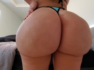 You Failed No Nut November Now Jerk Off to My Juicy Fat Ass JOI