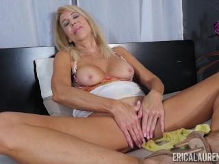 Fancy Yellow Panties Erica Lauren