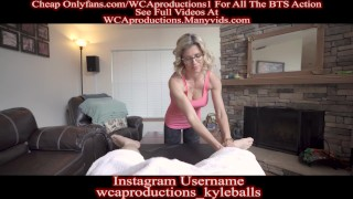 Massage From My Friends Hot Mom Part 1 Cory Chase