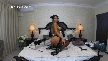 she likes it rough -anisyia livejasmin in 4k @60fps