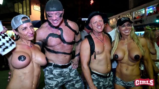 Nude girls from mtvs real world Flashing street sluts fantasy fest 2019