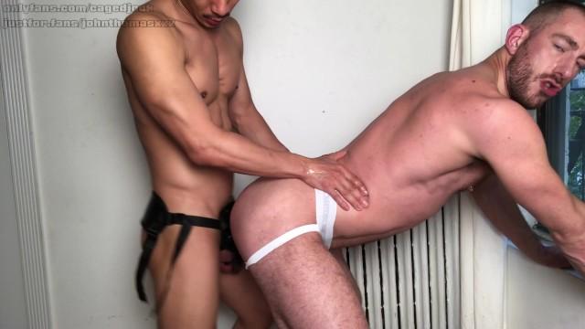 John nemanich gay Cagedjock pegging john thomas