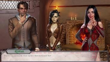 Sanguine Rose - (PT 1) Carmen is a scary women