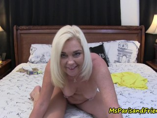 StepMommy is Hot and Horny Again Ms Paris Rose, Paris Rose