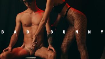BAD BUNNY by LUNAxJAMES