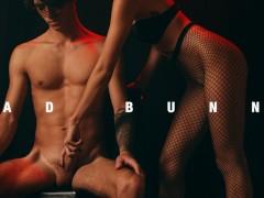 Bad Bunny Par Lunaxjames