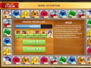 Faptitans Fortune Wheel