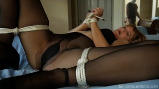 MILF Tied and Tried