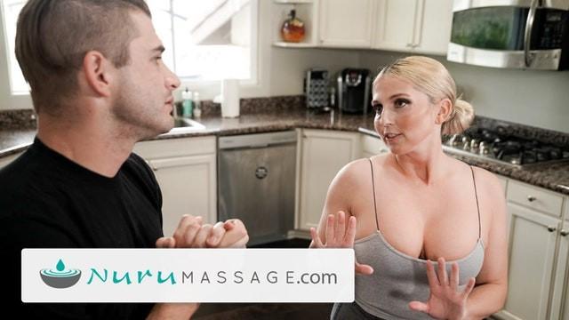 Blowjob christi - Nurumassage cheating on wifey with her milf momma