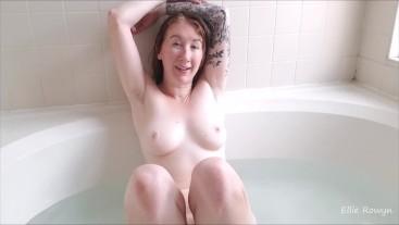 Ellie Rowyn: Hairy Armpits JOI
