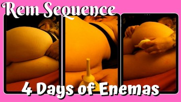 4 Days Of Enemas PREVIEW - Rem Sequence