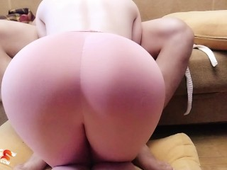 Teen Suck Cock Boyfriend and Rough Sex in the Morning