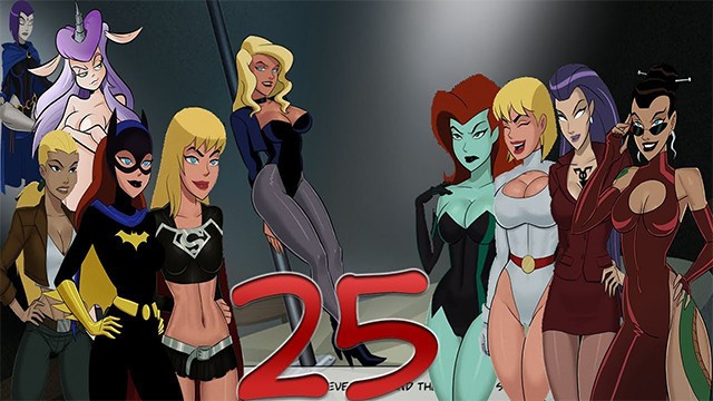 Justice league unlimited nude Dc comics something unlimited uncensored gameplay episode 25