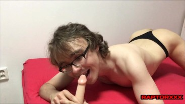 twink in thong bj