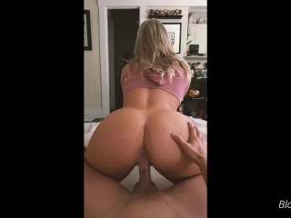 Couple has morning sex before being late to work Amateur Blondeadobo