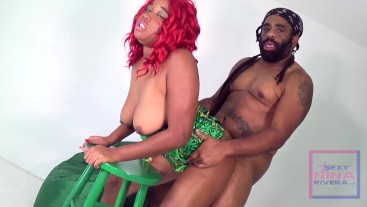 Daddy FUCKS me as Poison Ivy for Halloween PT 3 of 4