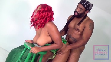 Daddy FUCKS me as Poison Ivy for Halloween PT 4 of 4