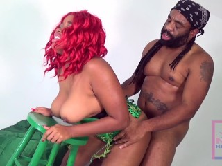 Daddy fucks me ivy for halloween pt 4 of 4