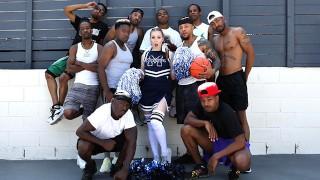 Basketball Team Fuck Arietta Adams Pretty Face