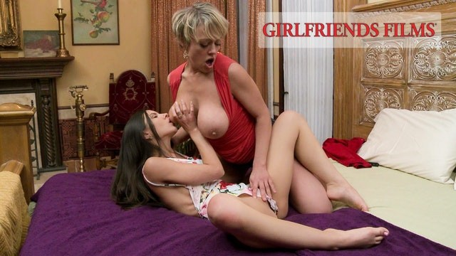 Hot mother daughter lesbian Girlfriendsfilms mother daughter exchange club