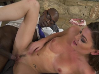 StepDaddy Got Some Good Pussy for his BBC Jessica Rex, Sean Michaels