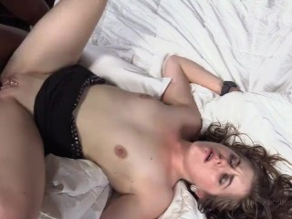 Submissive Aria Gets Her Ass Filled Deep with BBC